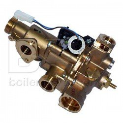 Diverter Valve Vaillant 01-1289  011289 by boilerpartscenter