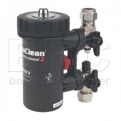 MagnaClean Professional 2 filter (Adey Magnaclean: 22mm Black) by boilerpartscenter