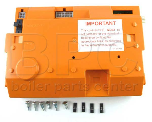 Ideal Isar He Icos He V9 Pcb    Control Box 174486 173534